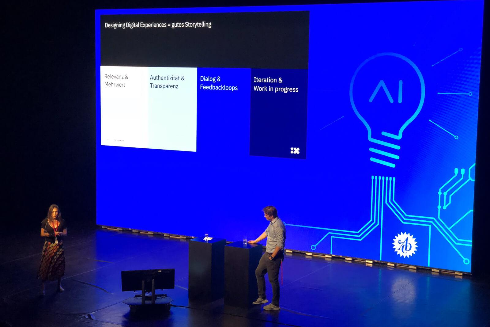ADC Digital 2018 - Design a better world
