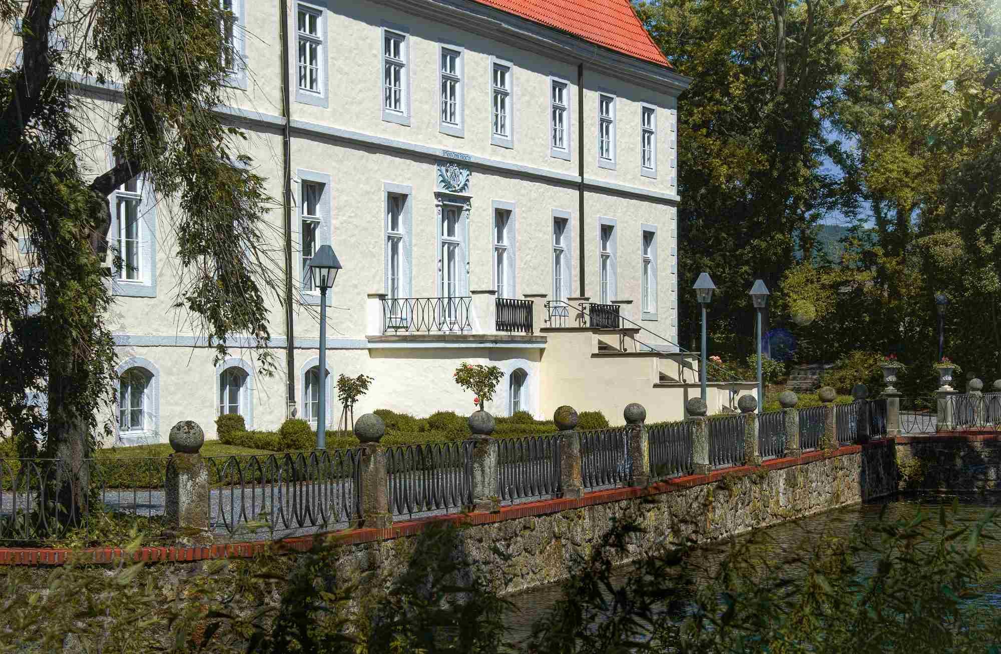 Schloss Övelgonne
