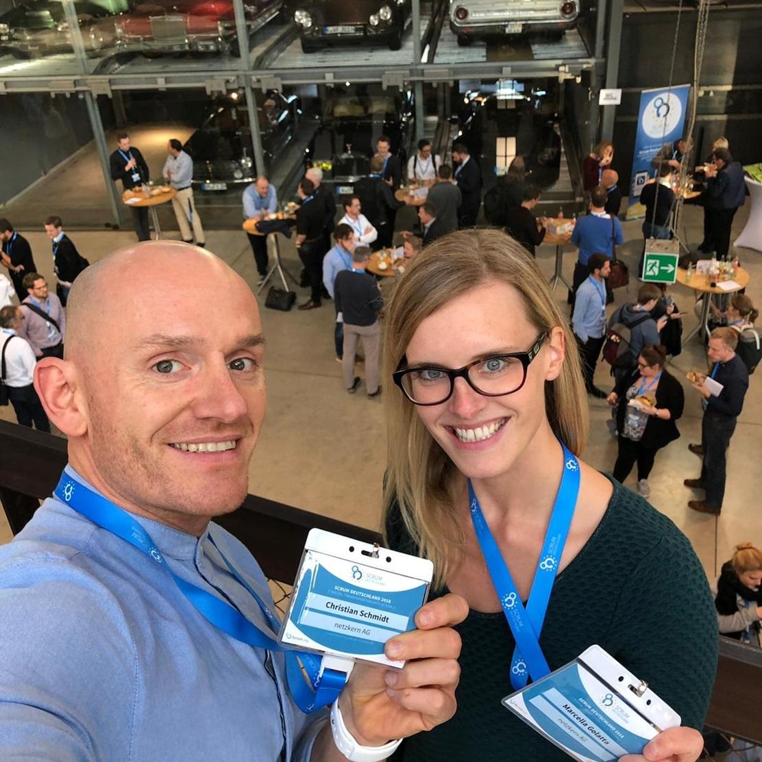 Scrum Deutschland Konferenz 2018