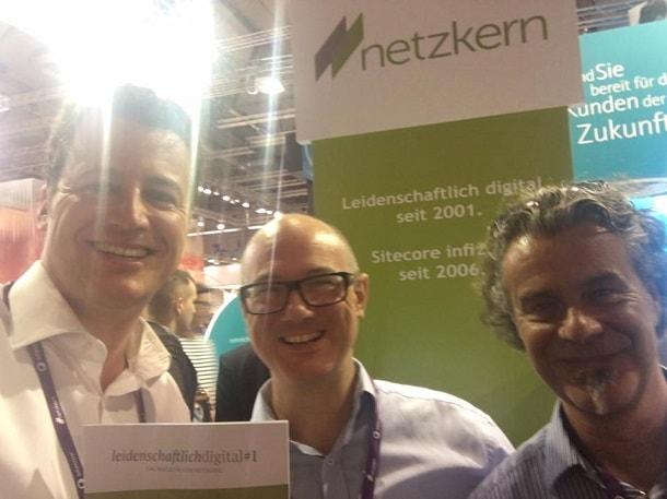 netzkern-Stand dmexco 2016