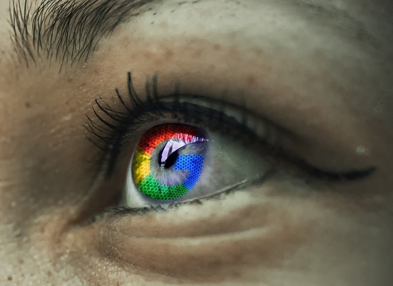 Google hat die UX im Auge