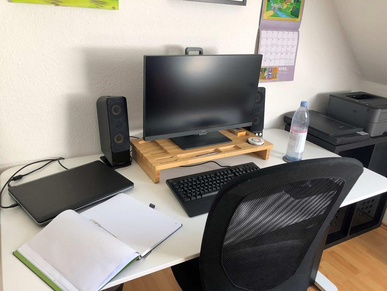 Mobile Office bzw. Home Office bei netzkern