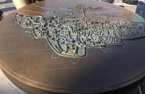 Mensch und Computer - Stadtplan Regensburg