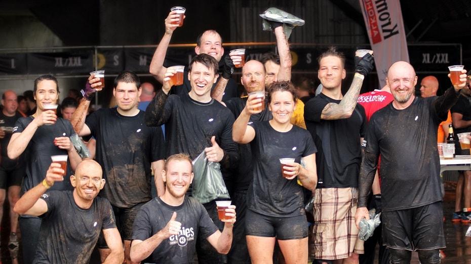 Team Razor Mud Master Finish