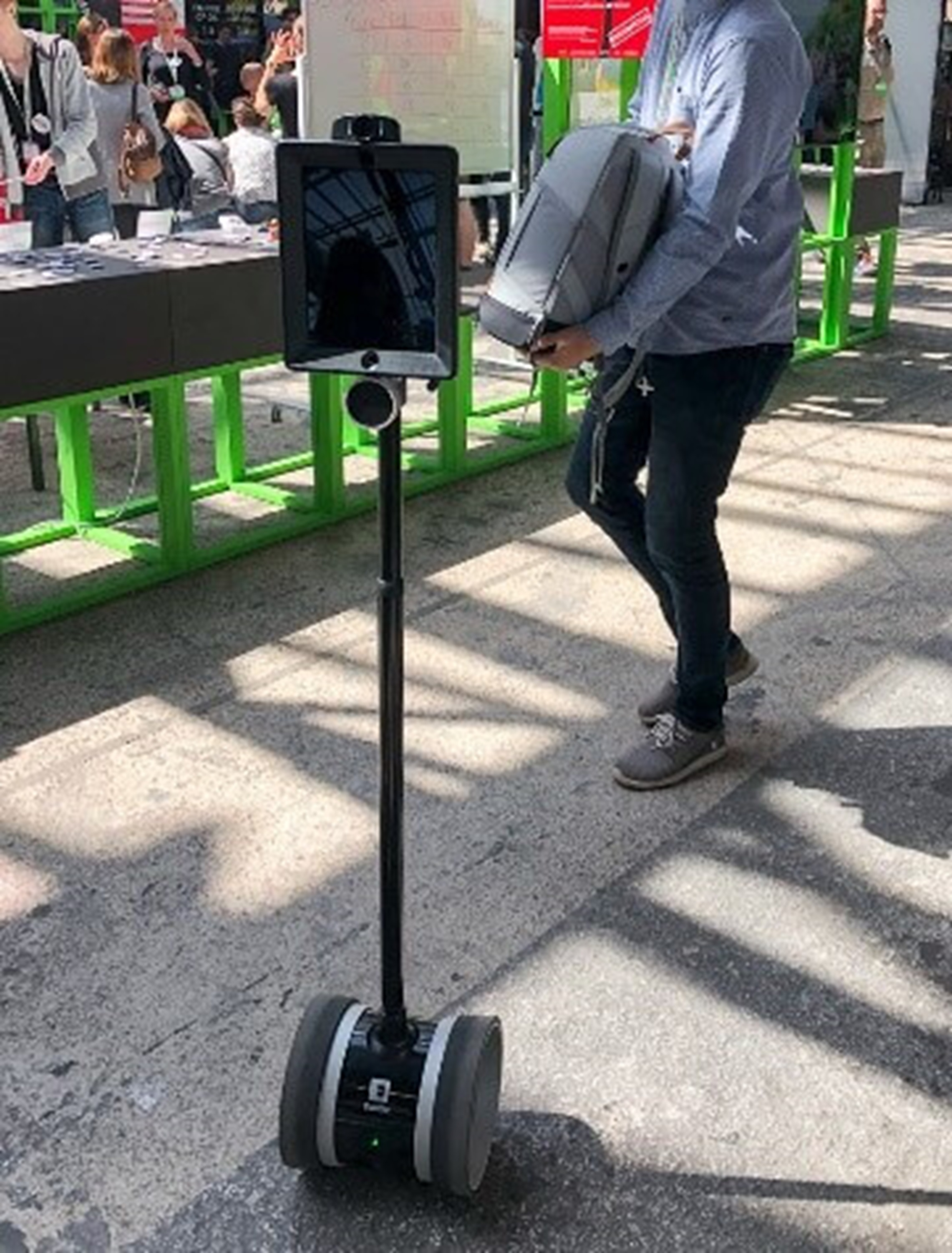 Re:Publica 2018 - Roboter