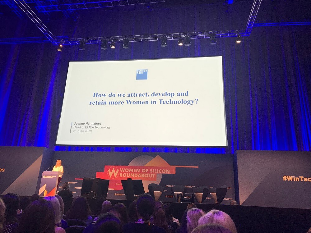 How do we attract, develop and retain more Women in Technology?