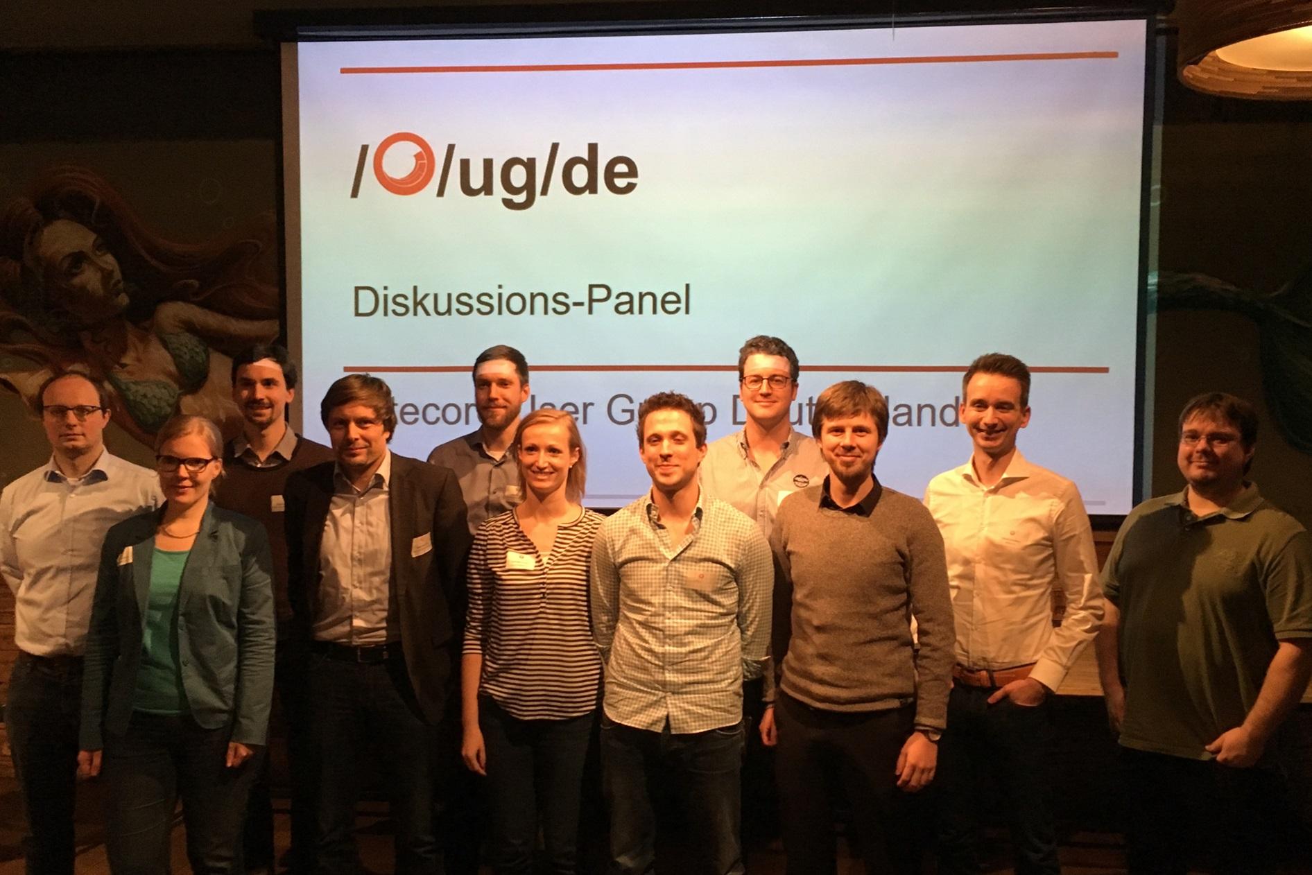 Gründung der Sitecore Usergroup durch Christopher Wojciech