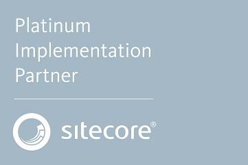 Sitecore Platinum Partner Logo