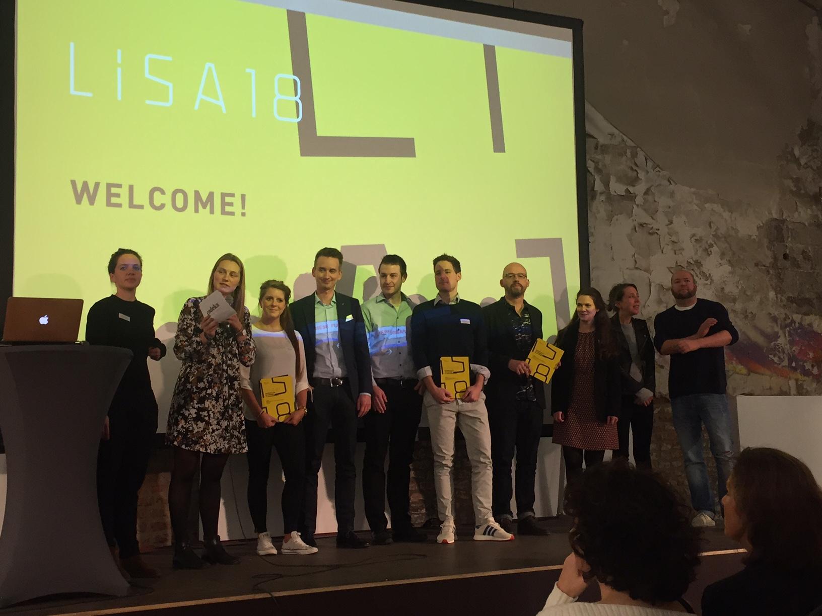Designpreis Lisa 18 - Award Show