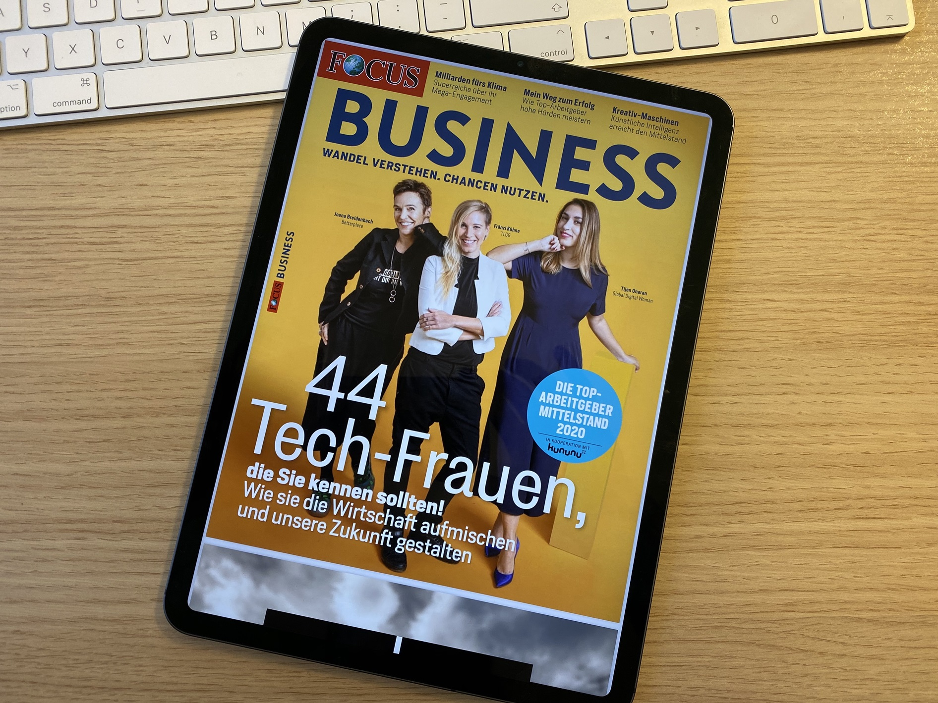 Focus Business 2019