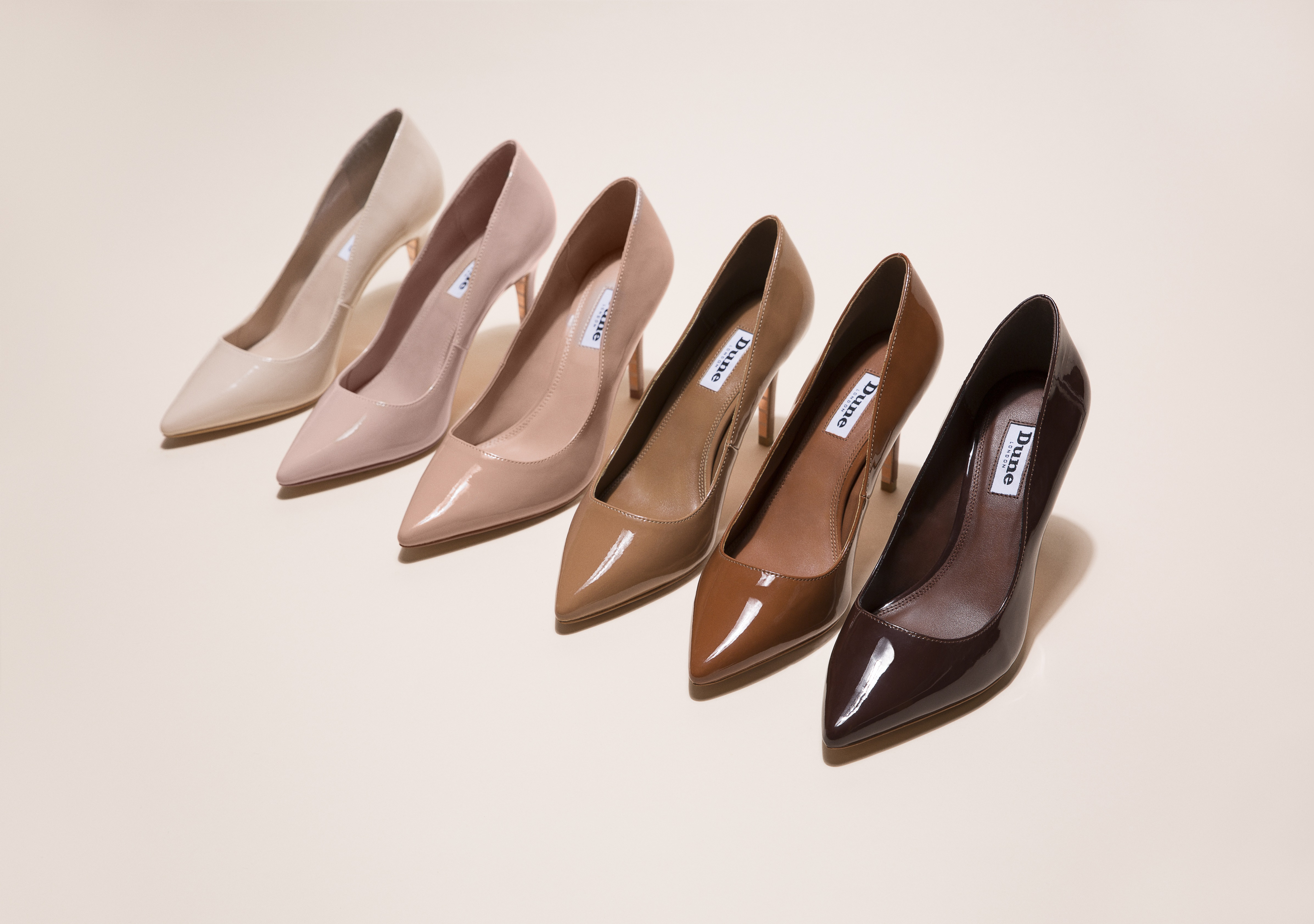 Dune London - Nude Collection Line