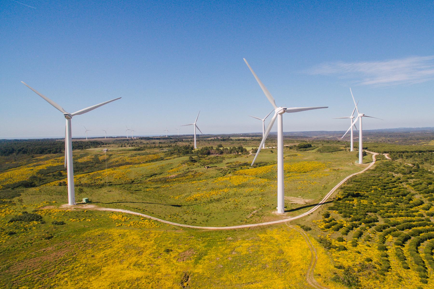 EWE - Windkraftanlagen