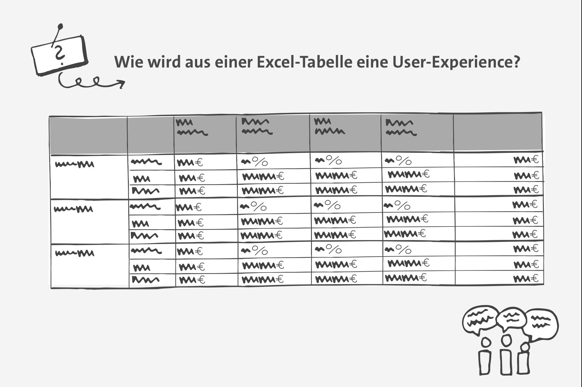 Festool: Aus Excel-Tabelle mach UX