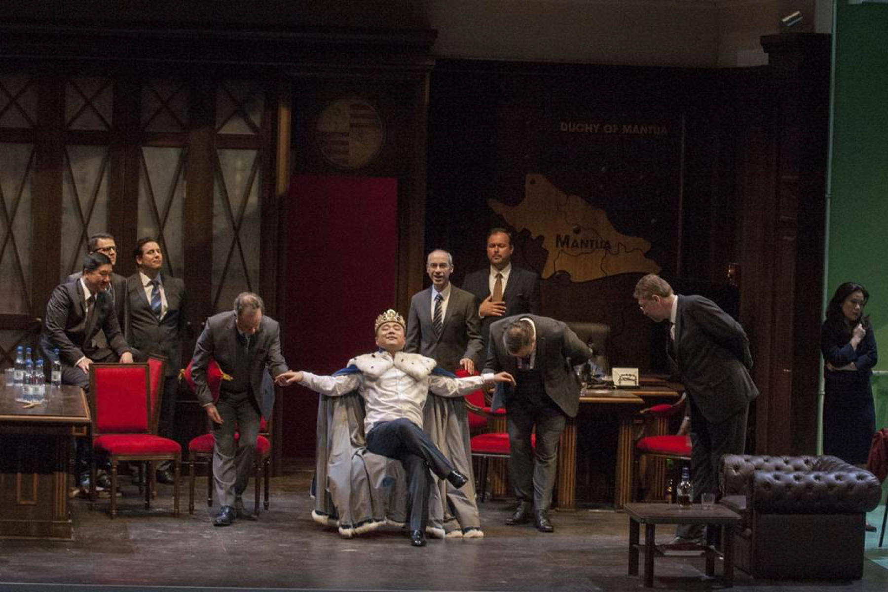 Share your Opera Titelbild - Rigoletto
