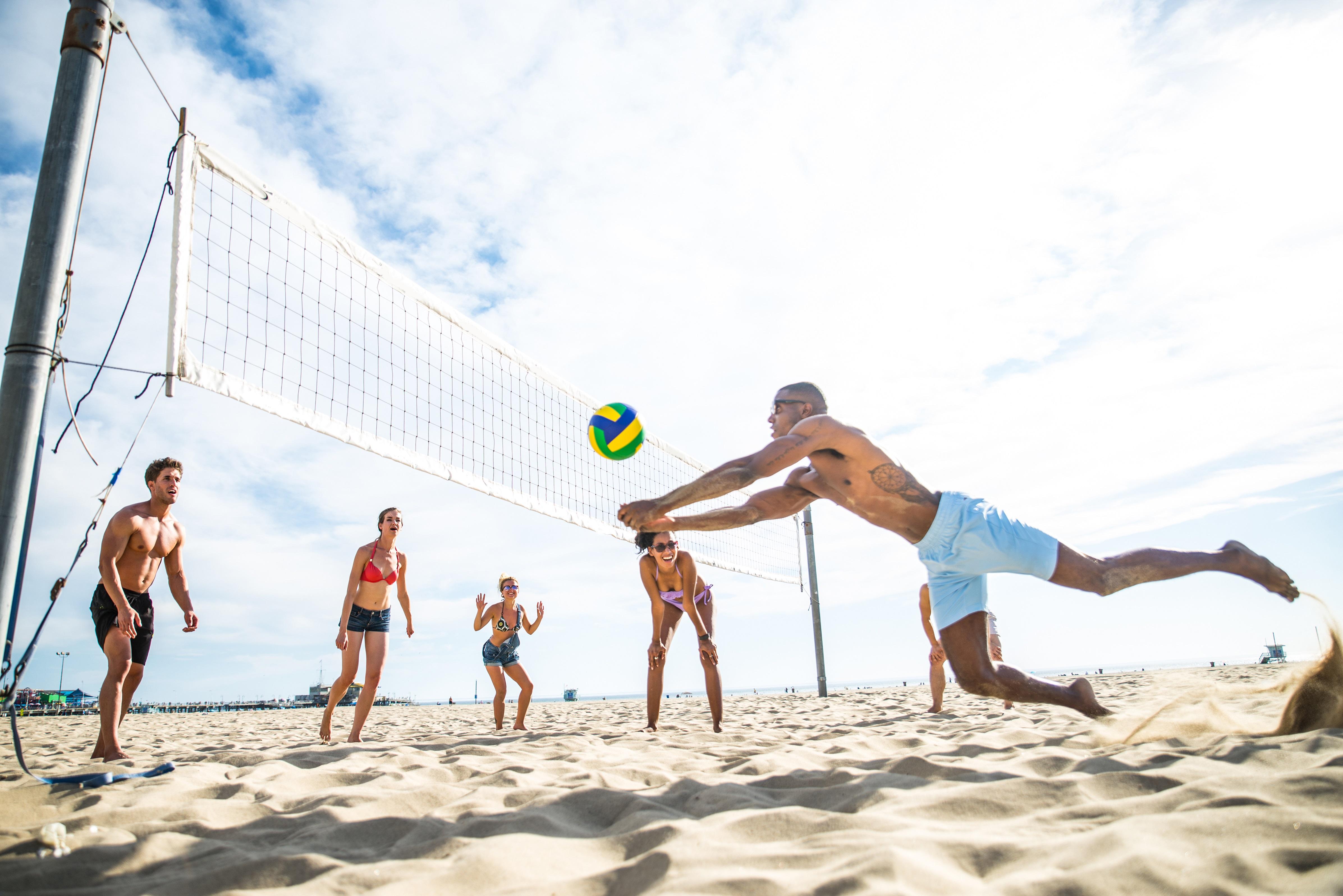 ZURICH Sport (Beachvolleyball)