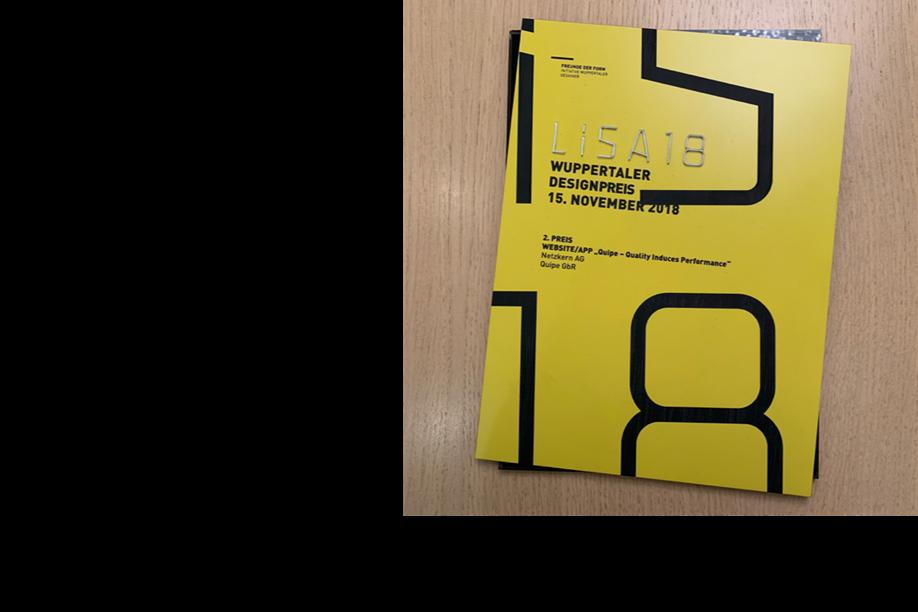Lisa 18 Design Award