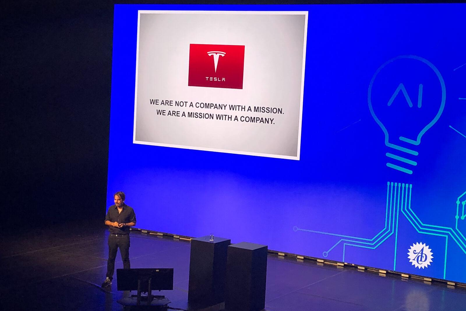 ADC Digital 2018 - Teslas Mission