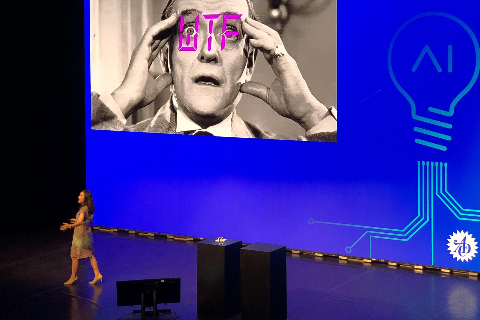 ADC Digital 2018 - Disruption