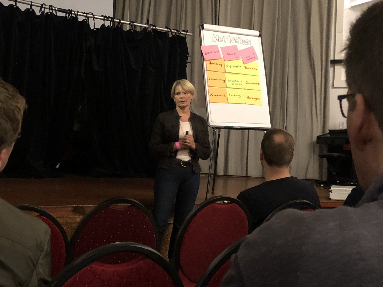 Agile Ruhr Day 2018 - Motivation