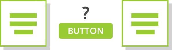 Gestaltgesetze - Button zwischen zwei Elementen