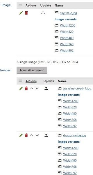 Kentico 10 Formreiter Image Variants