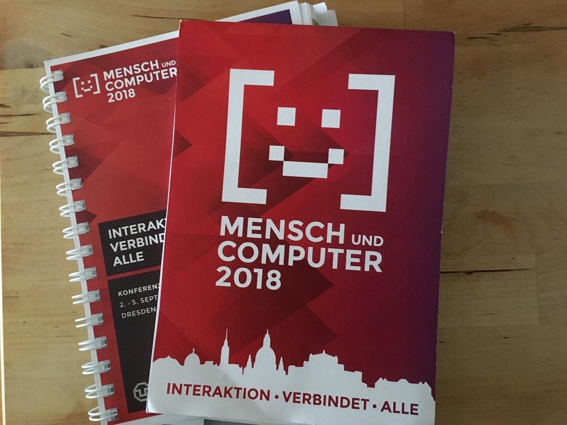 Mensch und Computer 2018
