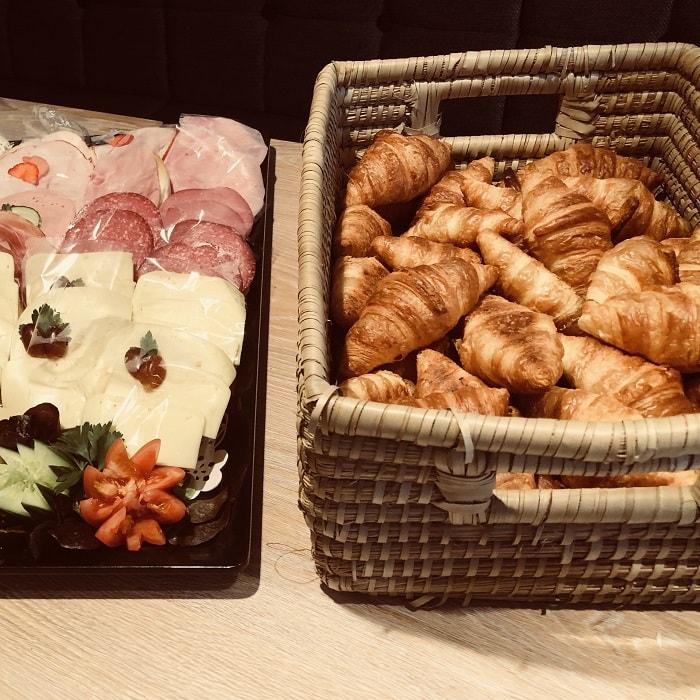 OMCOWU 2018: Frühstück