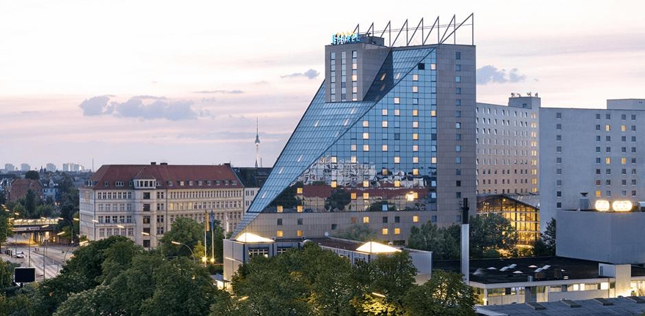 Estrel Berlin für die Sitecore User Group Conference Europe 2018